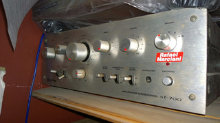 Vendo Amplificador Audinac At 700.