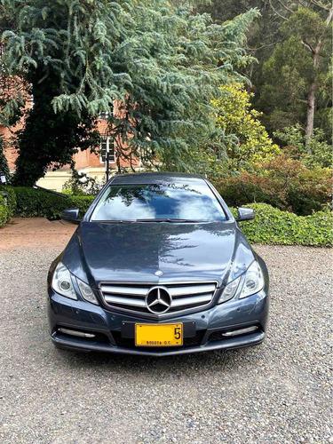 Mercedes-benz E250 Cgi Coupé