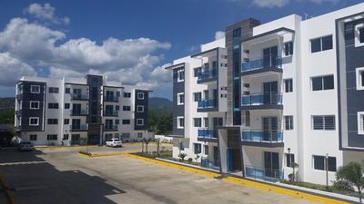 Apartamento 3er Nivel Con Piscina Y Gazebo En Santgo Wpa05 A
