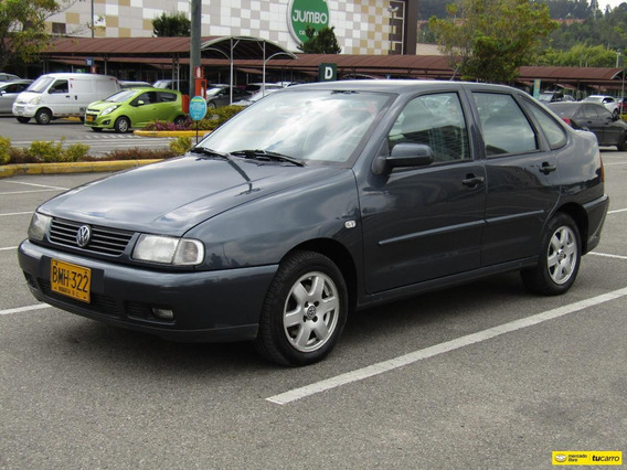 Volkswagen Polo Classic At 1600cc Aa