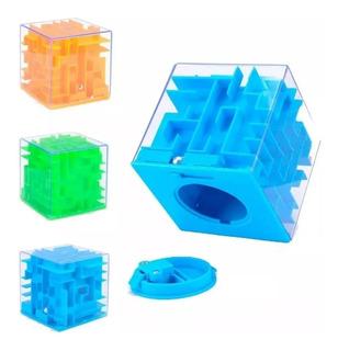 Cubo Mágico Laberinto Chico De 6 Lados 3d Juego De Ingenio