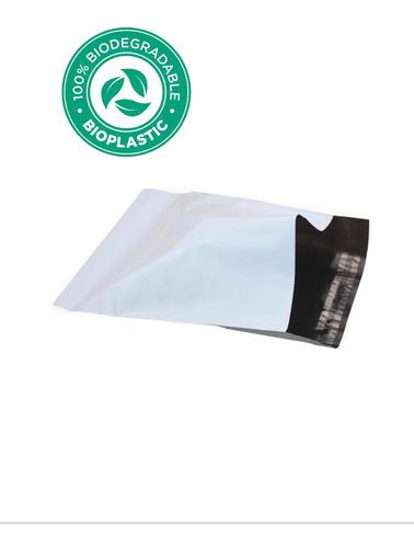 Pack 100 Bolsas Embalajes Courier Sobre Autoadhesivo 40x55cm