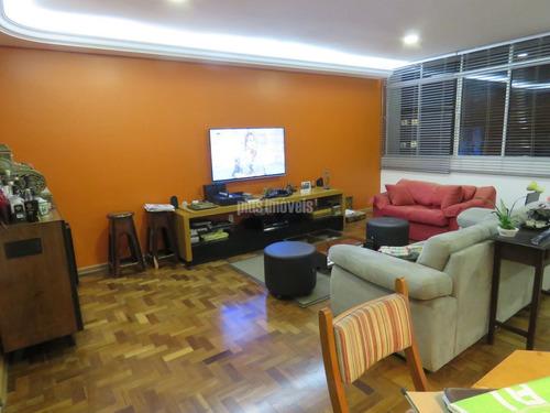 Excelente Apartamento No Jardim América - Pj49395