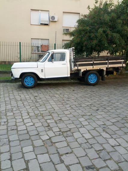 Caminhonete D-10 (diesel) - F1000 - D20 - F100 - C10