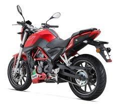 Benelli Tnt 25 250c Rojo