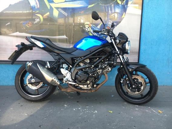 Suzuki Sv 650 2018