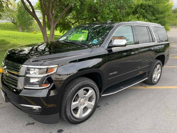 Chevrolet Tahoe 2017 5.4 Premier Piel 4x4 At