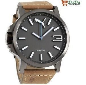 Relojes Hombre Puma Ultrasize - Varios Colores - Nuevos Caja