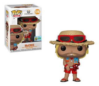 Figura Funko Pop Games Overwatch - Mccree 516