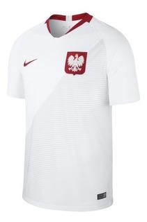 Camisa Polônia 18/19 Unif. 1 - Pronta Entrega