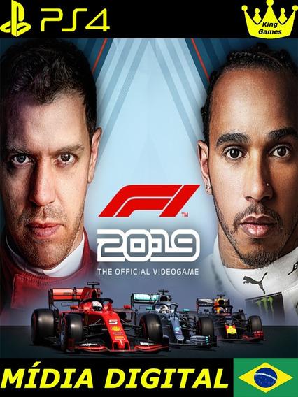 F1 2019 | Ps4 1 | Português