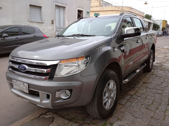 Ford Ranger Limited 4x4 Automática Diesel