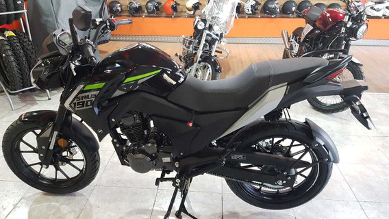 Motomel Sirius 190cc Okm Tamburrino Motos