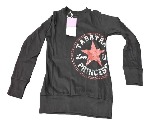Remera Manga Larga Love Star | Tabatha (10201)