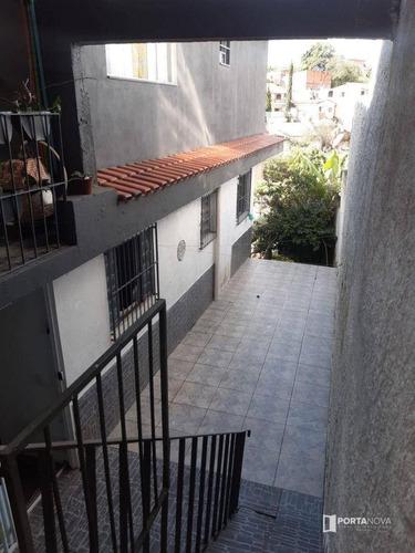 Casa Para Alugar, 80 M² Por R$ 1.200,00/mês - Jardim Pinheirinho - Embu Das Artes/sp - Ca0666