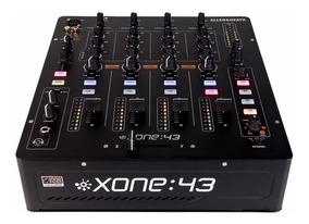 Allen Heath Xone 43 Dj Mixer Pro 4 Canais / P R O M O Ç Ã O