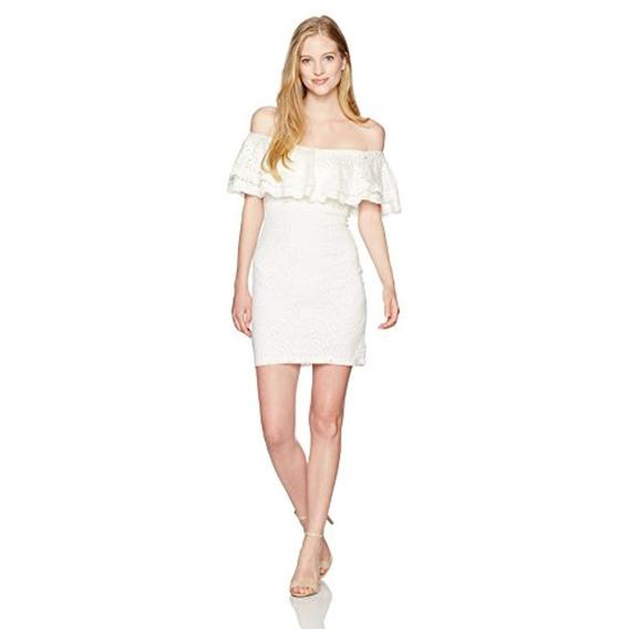 My Michelle Vestido De Encaje Women X26 39