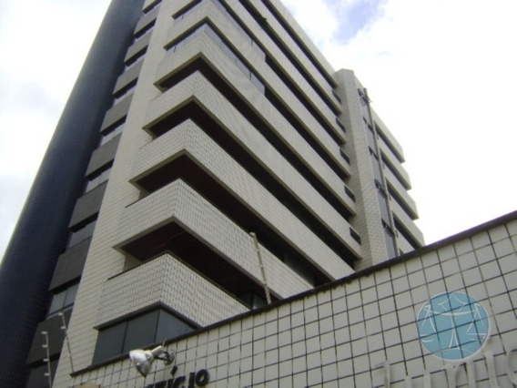 (8574) Apartamento Em Candelaria, 04 Quartos - V-8574