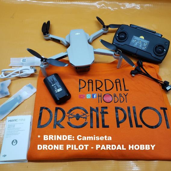 Drone Dji Mavic Mini = Pardal Hobby
