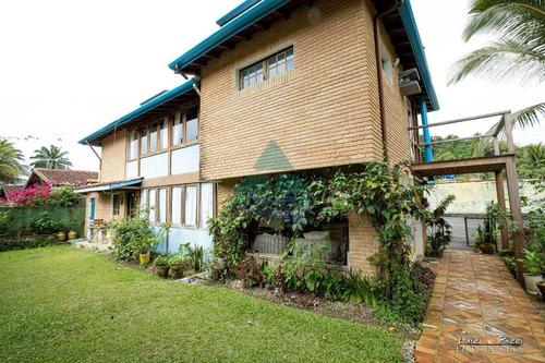 Imagem 1 de 15 de Casa Para Venda Em Ubatuba, Praia Do Lázaro, 2 Dormitórios, 2 Suítes, 1 Banheiro, 10 Vagas - 1465_2-1214494