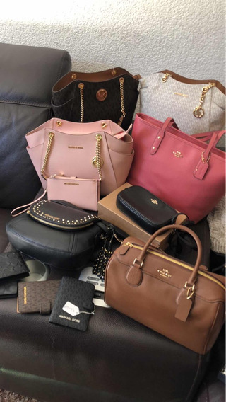 Bolsas Michael Kors No Coach