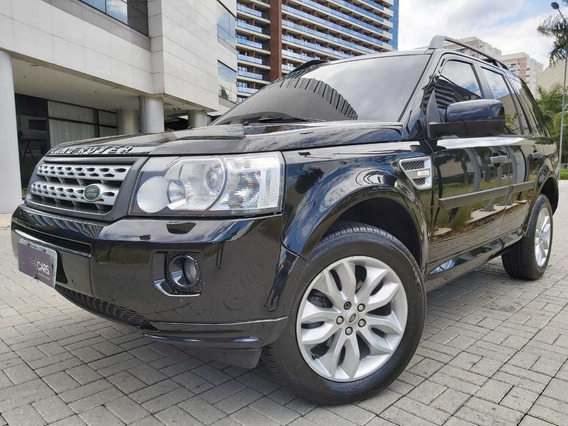 Land Rover Freelander 2 2.2 Se Sd4 16v Turbo Diesel