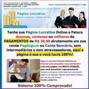 Pagina Lucrativa