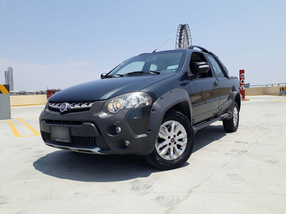 Fiat Strada 2013 Adventure Manual Cabina Y Media