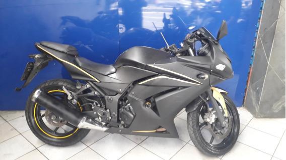 Kawasaki Ninja 250 Preta 2010