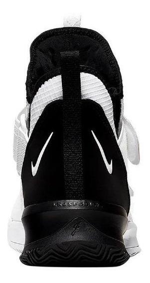 Tenis Lebron Soldier Xiii Sfg Blanco,negro, Originales 100%