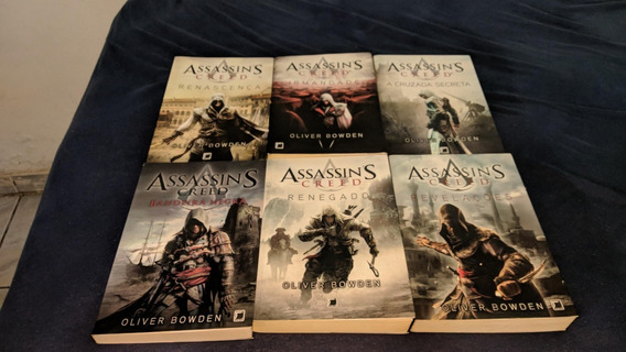 Livros Assassin