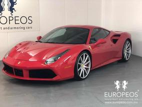 Ferrari 488 Gtb 3.9 At 2018