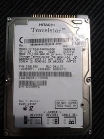 Hd Ide 2.5 40gb Hitachi