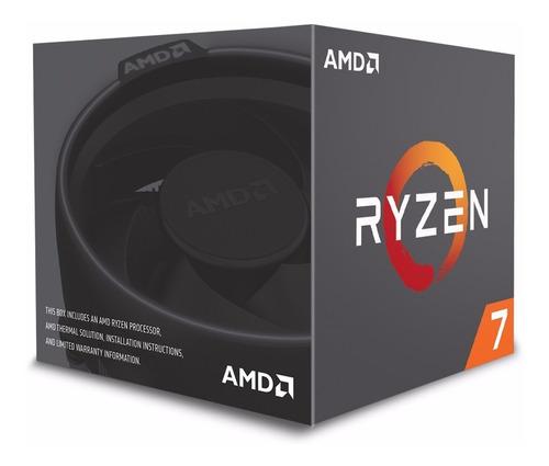 C128 Combo Actualizacion Pc Amd Ryzen 7 2700 8gb Envio