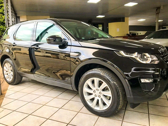 Land Rover Discovery Sport 2.0 16v Si4 Turbo Gasolina Se 4p