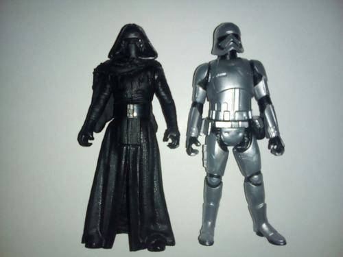 Imagen 1 de 3 de Figuras Star Wars The Force Awakens Y Rogue One