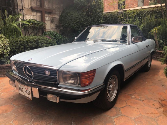 Mercedes-benz 450 Sl Convertible 1979