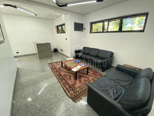Vendo Excelente Sobrado Comercial 366,60 M² Construída, Área Total. 761,43 M²:  Jardim América Sp. - Cf63954