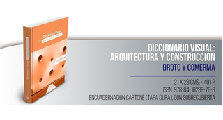 Libro Diccionario Visual: Arquitectura Y Construcción