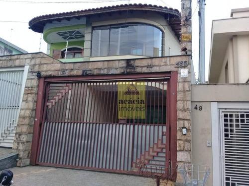 Imagem 1 de 29 de Sobrado À Venda, 145 M² Por R$ 980.000,00 - Jardim Pinheiros - São Paulo/sp - So2514