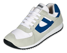 Calzado Tenis Sneakers Hombre Caballero Panam Clasico Comodo