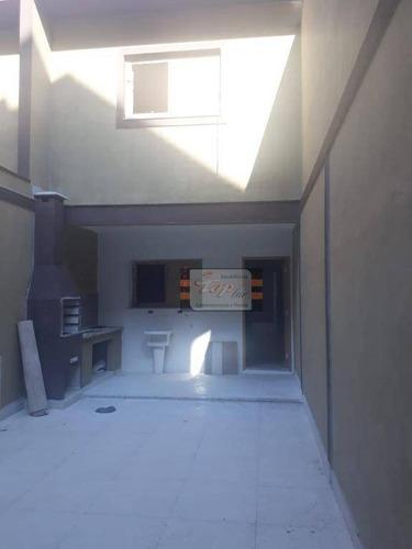 Sobrado Com 3 Dormitórios À Venda Por R$ 690.000 - Vila Mangalot - São Paulo/sp - So0680