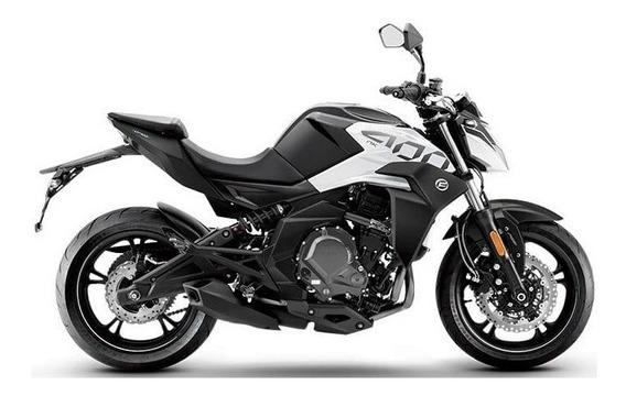 Cfmoto 400 Nk Abs 0km 41hp Cf Moto Baires Precio Contado