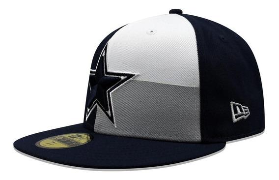 Gorra New Era 59 Fifty Nfl Cowboys Draft 2019 Azul