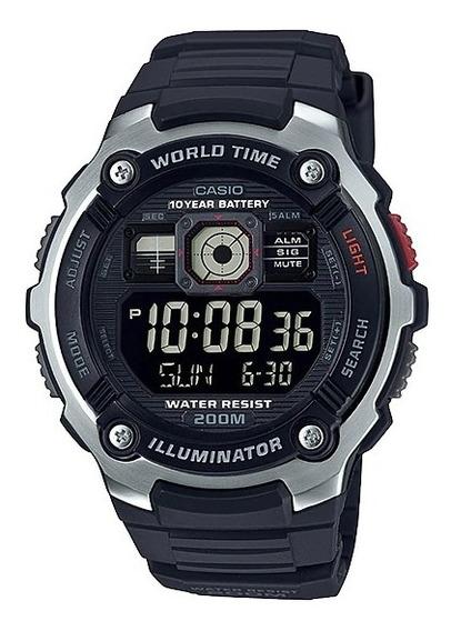 Reloj Casio Outlet Core Ae-2000w-1bvcf