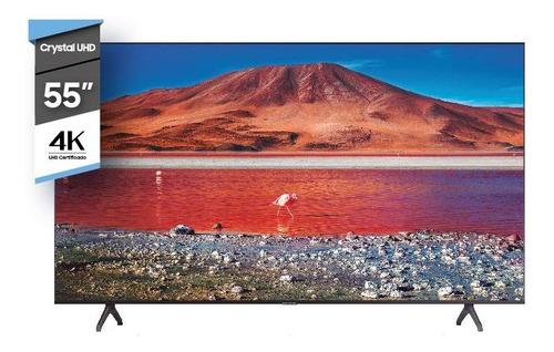 Led Smart Tv55  Samsung Un55tu7000 Uhd 4k