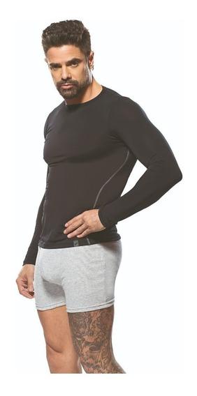 Camiseta Termica Dufour De Hombre Art 11945 Ropa Interior