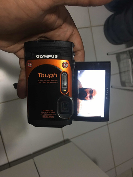 Câmera Olympus Tough Shockproof And Waterproof Stylus Tg860