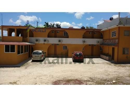 Rento Hotel 15 Habitaciones Col. Universitaria Tuxpan Veracruz, Semi Nuevo, Se Encuentra Funcionando Y Está Ubicado En El Km. 7 De La Carretera Tuxpan - Tampico, En La Colonia Universitaria Cuenta Co