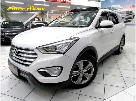 Hyundai Grand Santa Fe 3.3 Mpfi 4v4 7 Lugares V6 270 Cv